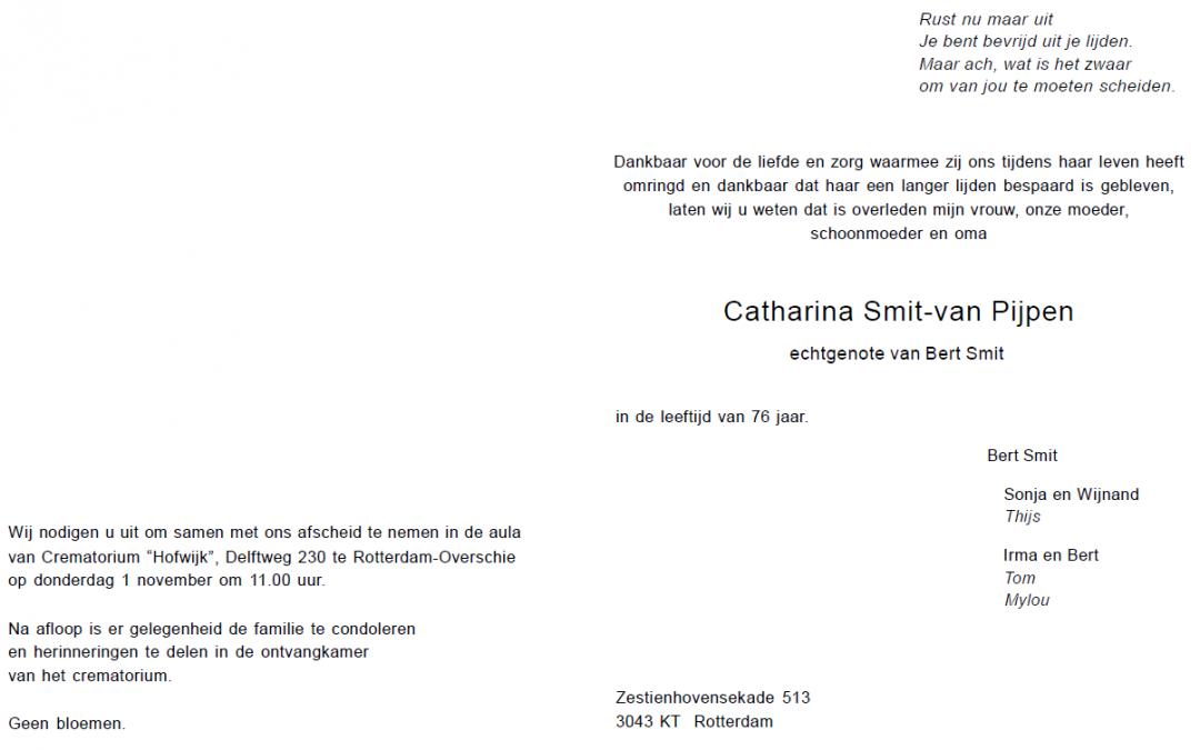 Rouwkaart Ineke Smit (2)