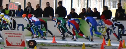 NK marathon jeugd 2015 pupillen