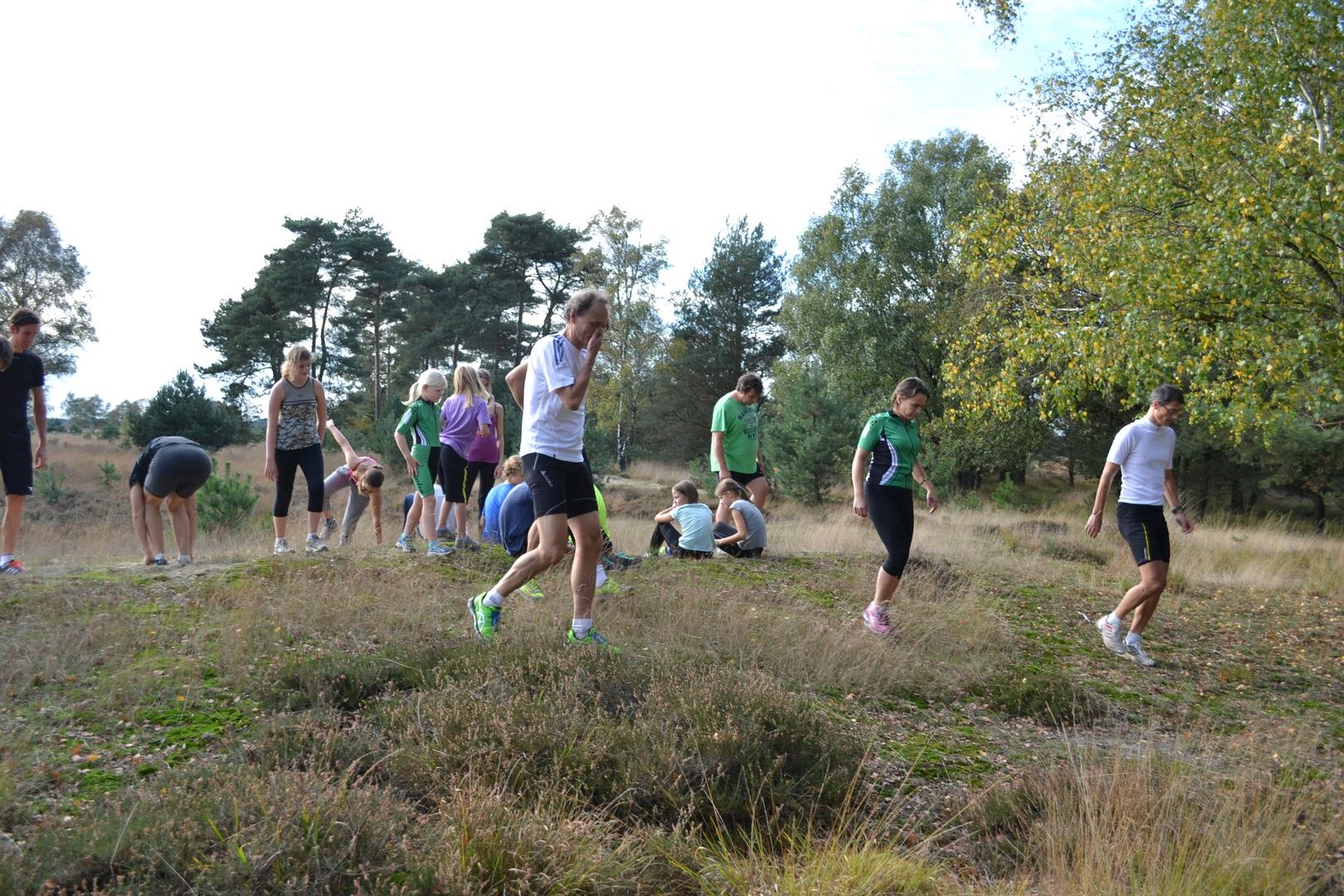 Trainingsweekend 2013 ->> schaatsen in Brabant !